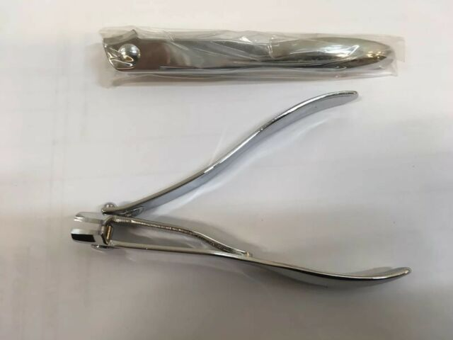 Long Handle Surgical Toe Nail Clippers With Side Set Cutter | eBay