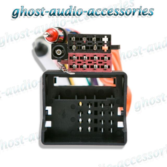 OPEL ASTRA Mk5 VXR vier Schloss ISO Radio Verkabelung | eBay