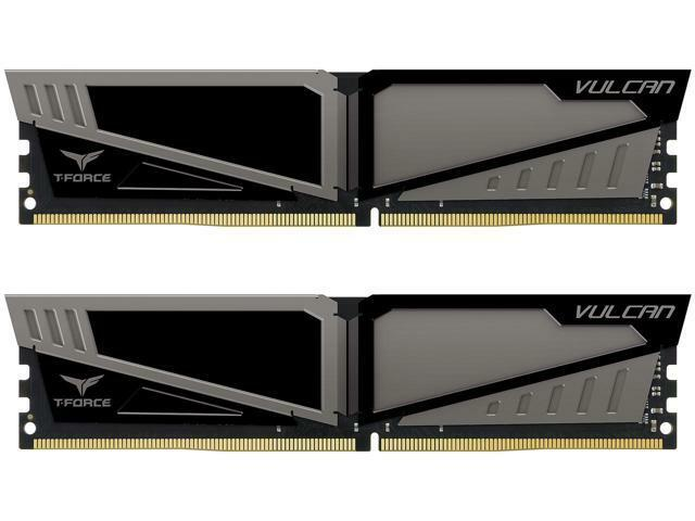 Team T-Force Vulcan 32GB (2 x 16GB) 288-Pin Desktop Memory