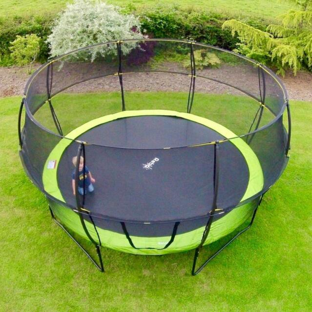 Trampoline Jump Star. Stunning Increase Family Time Outside With