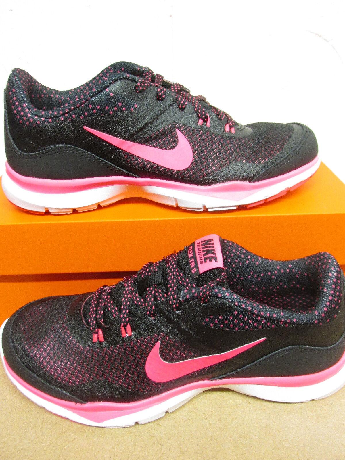 newest 00e95 5fd8c Nike da donna FLEX SPORTIVO 5 stampa Scarpe da corsa 749184 018 Scarpe da  tennis
