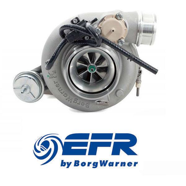 BorgWarner EFR 8374 179357-66.2mm A/R 0.92 T4 500-800hp Turbocharger