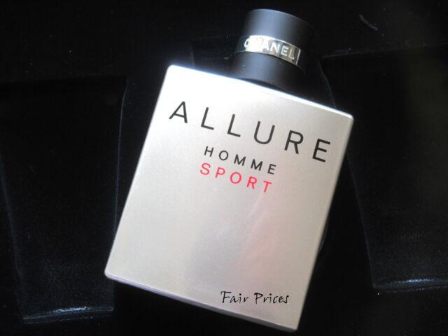 Chanel  Allure HOMME Sport EDT - 50 ml Eau Toilette  ORIGINAL VERPACKT