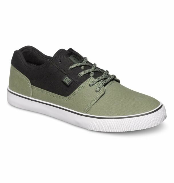 DC Shoes Baskets Homme  TONIK TX Green Vert - Chaussures Baskets basses Homme
