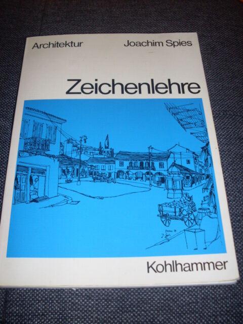 Joachim Spies: Zeichenlehre (IB)