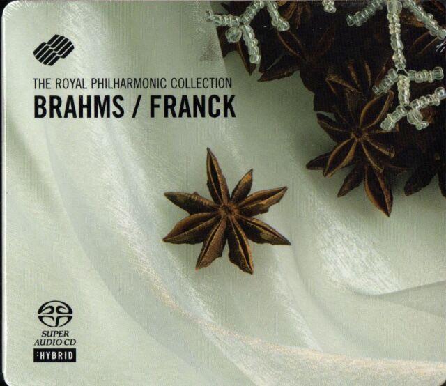 Brahms / Franck - NEU Audio CD The Royal Philharmonic Collection