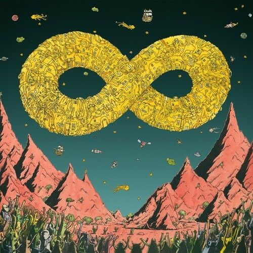 Dance Gavin Dance - Mothership [New CD]