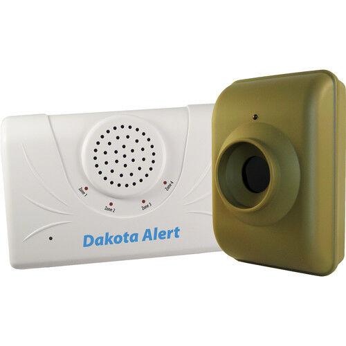 Dakota Alert Dcma-2500 Wireless Driveway Motion Detector | eBay