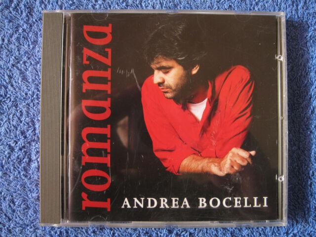 Musik CD Romanza - Andrea Bocelli Per Amore E Chiove