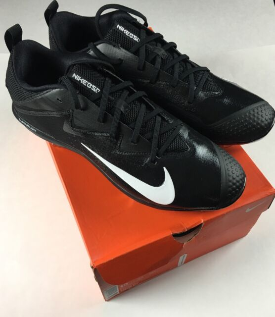 New Nike Lunar Vapor Ultrafly Pro Metal Mens Baseball Cleats - Black Size 13