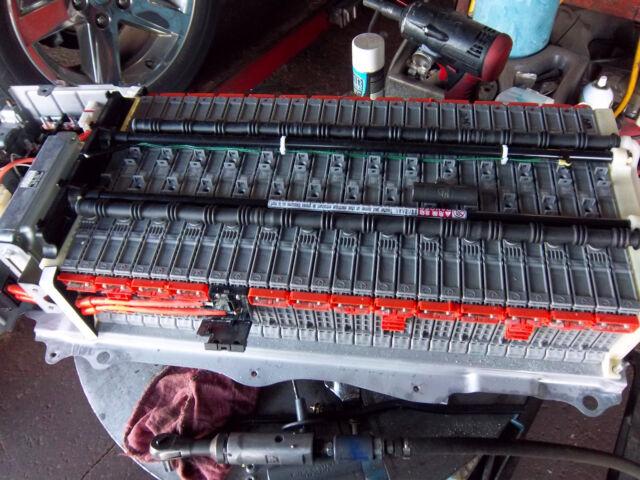 toyota prius hybrid battery cell 7 5 v oem 2001