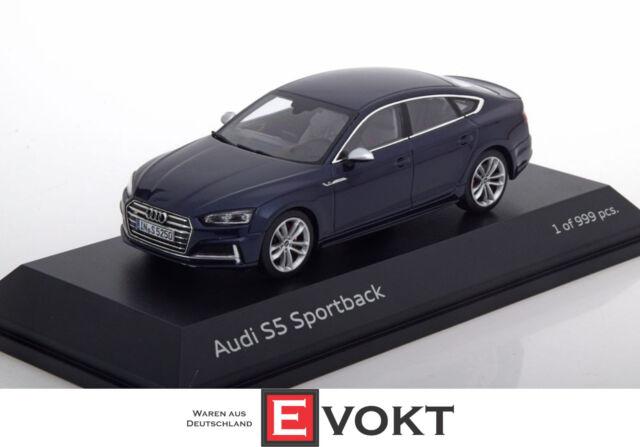 AUDI S Sportback Year Navarra Blue Paragon Models EBay - Audi car models 2016