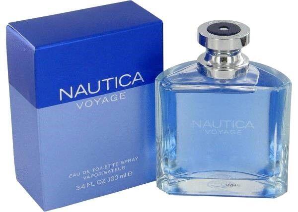 NAUTICA VOYAGE 100ML MENS PERFUME SPRAY EDT BY NAUTICA