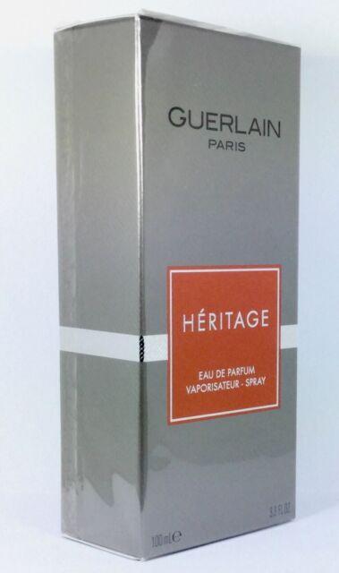 GUERLAIN HERITAGE 100ml EDP EAU DE PARFUM / spray & Original Verpackt
