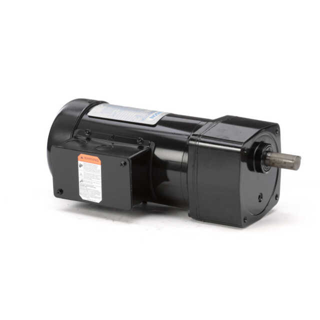 LEESON Electric Motor 096016.00 1/3 HP 345 RPM 3ph 230/460 Volt 42y ...