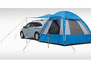 2016 OEM Honda Pilot Full Size Tent 08z04-scv-100b  sc 1 st  eBay & 2016 OEM Honda Pilot Full Size Tent 08z04-scv-100b | eBay