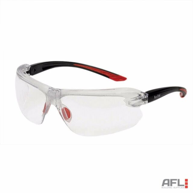 Bolle IRI-s IRIDPSI25 Platinum Clear Bifocal Reading Area +2.5 Safety Glasses