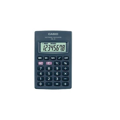 casio big display digit calculator hlt
