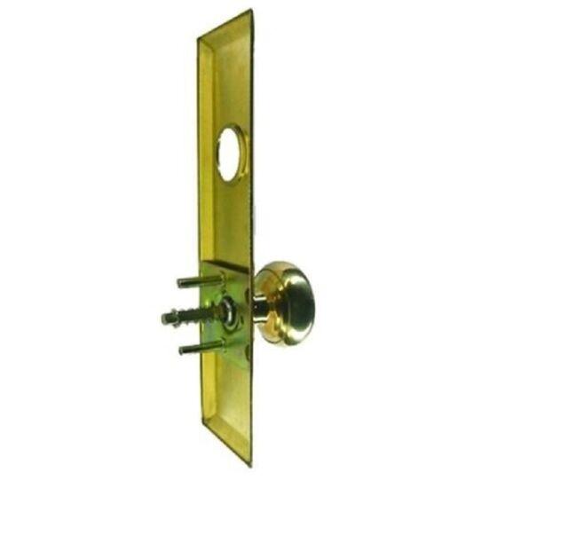 Tuff Stuff 3021 Escutcheon Plate 2-3/4 X 10 With Solid Brass Door ...