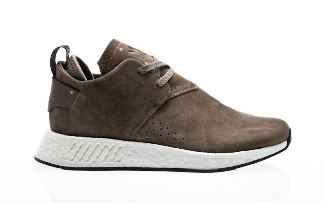 Nuove Scarpe Adidas Sneakers Uomo by9913 marrone chiaro