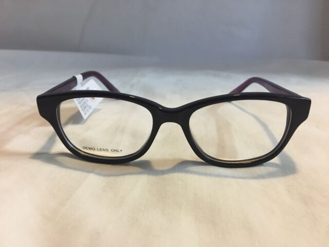 Contour Youth Eyeglass Frames Purple Girls Glasses Optical Rx-able ...
