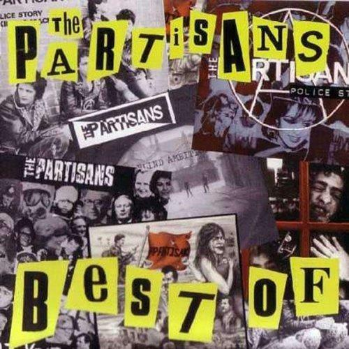 The Partisans - The Best Of (NEW CD)