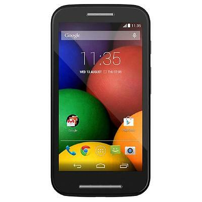 Motorola  MOTO E - 4 GB - Black - Smartphone