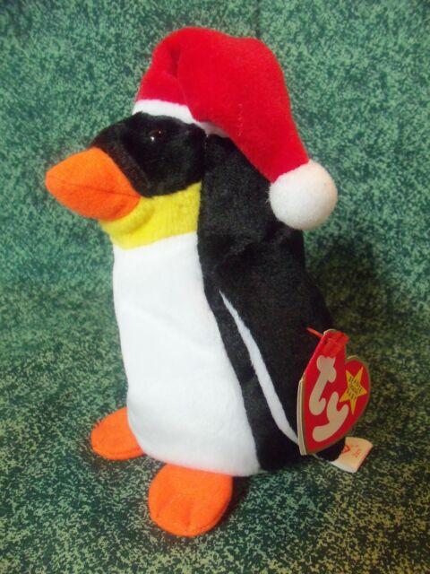 TY Beanie Babies Penguin ** ZERO ** 5th Generation New w/ Tag