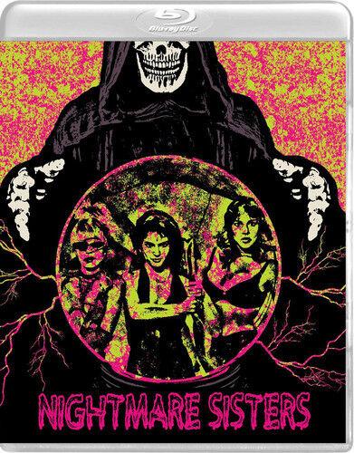 Nightmare Sisters - 2 DISC SET (2016, Blu-ray NEW)
