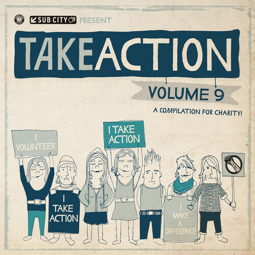 Various Artists - Take Action 9 / Various [New CD] Digipack Packaging