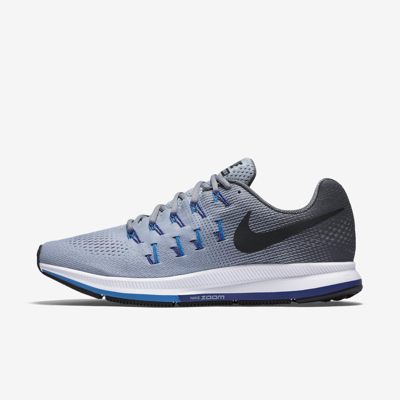 Nike Hombres Running Air Zoom Pegasus 33 Running Hombres Zapato 8 Ebay 95f929
