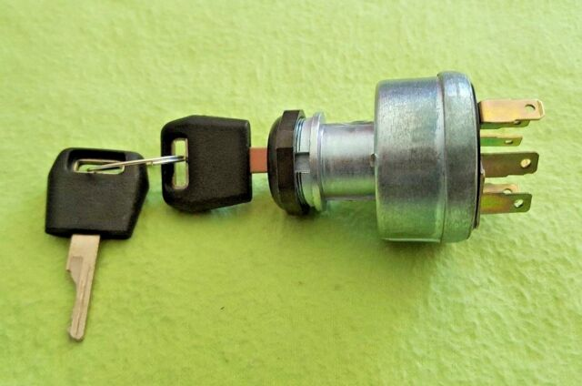 S L on Key Ignition Switch Replacement