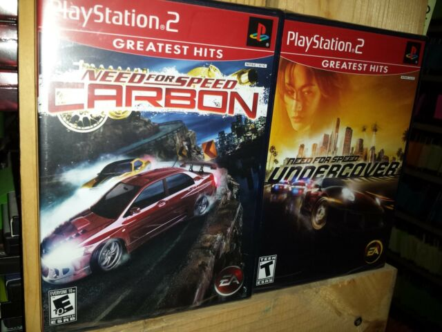 need for speed undercover playstation 2 game ebay. Black Bedroom Furniture Sets. Home Design Ideas