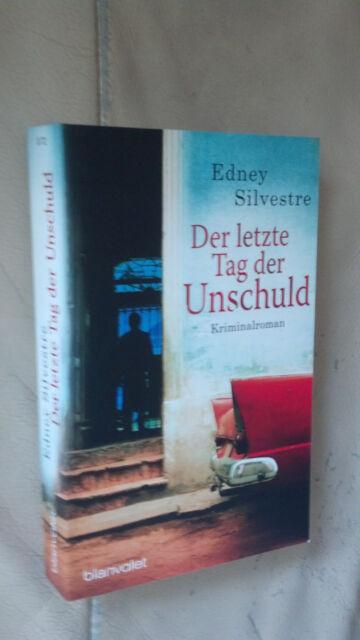 Edney Silvestre: Der letzte Tag der Unschuld