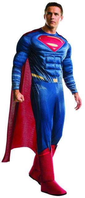 Justice League/Batman v Superman - Superman Deluxe Adult Costume  sc 1 th 213 & Adult Wonder Woman Plus Size Costume Deluxe Batman V. Superman Dawn ...
