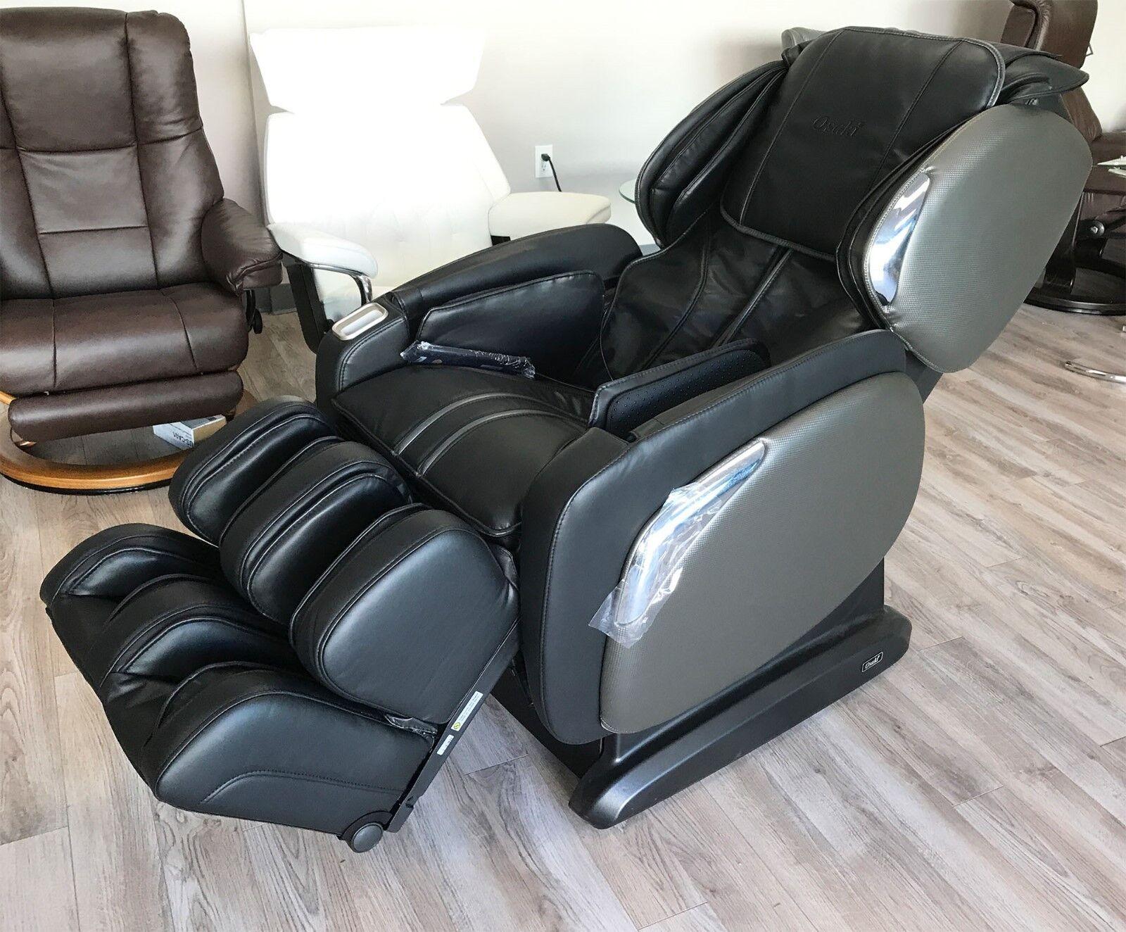 Recliner Massage Chair BestMassage EC77 Electric Full Body