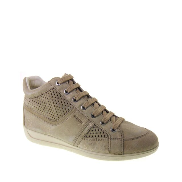 Geox d myria b off white d7268b scarpe donna women shoes