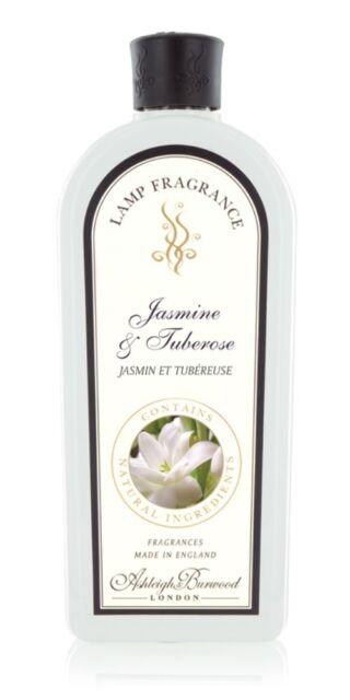 Ashleigh & Burwood Jasmine & Tuberose 1000ml Lamp Fragrance Oil Refill Bottle