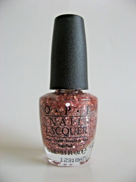 OPI Nail Polish Pink yet Lavender Mariah Carey Collection Glitter NL ...