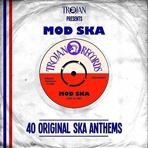 Various Artists - Trojan Presents Mod Ska [New CD] UK - Import