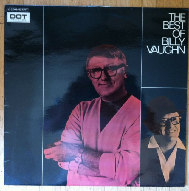 BILLY VAUGHN AND HIS ORCHESTRA The Best Of Billy Vaughn LP/GER