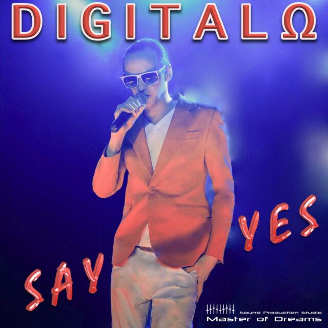 Italo CD Digitalo Say Yes