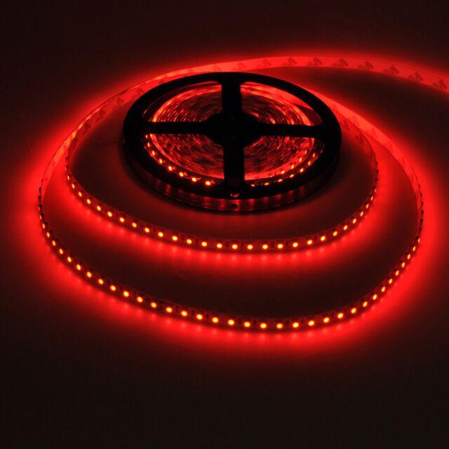 12v red 5m 600leds smd 3528 flexible led strip lights ribbon super 12v red 5m 600leds smd 3528 flexible led strip lights ribbon super bright new aloadofball Gallery
