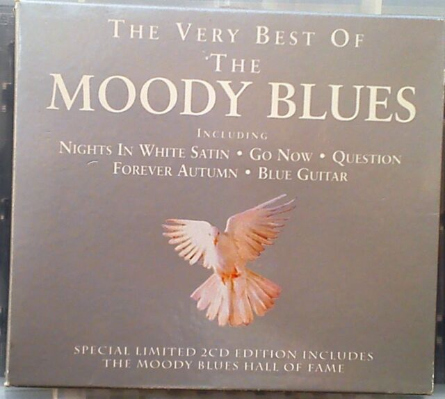 The Moody Blues - The Very Best of (CD 2002) + Live Hall Of Fame CD