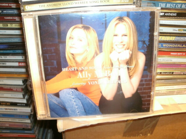 Vonda Shepard - Heart and Soul (New Songs from Ally McBeal TV SOUNDTRACK