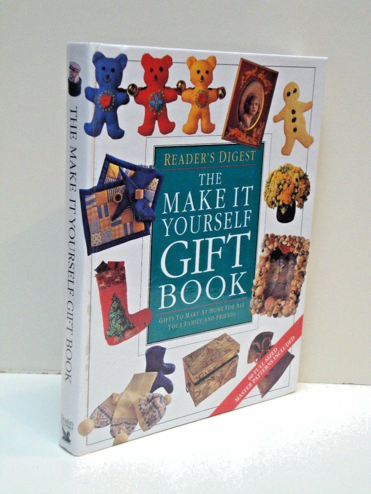 The make it yourself gift book gifts to make at home for all picture 1 of 1 solutioingenieria Gallery