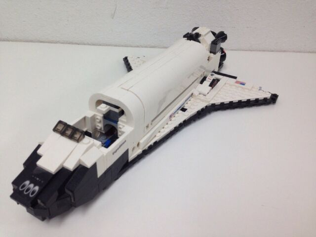 space shuttle lego ebay - photo #14