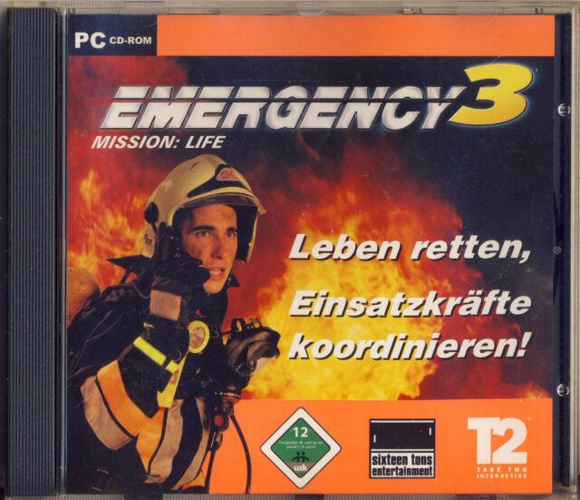 Emergency 3 (PC, 2005, Jewelcase)