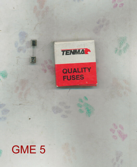 3A 5A & 13A Fuses Good Quality Mixed Household Domestic Plug