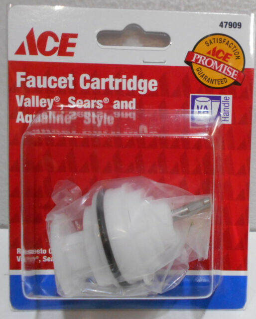 ACE 47909 Faucet Cartridge for Valley Sears Aqualine Style Kitchen ...